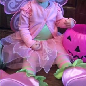 Gymboree 2T-3T little girls fairy costume